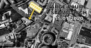 ARGE Räume - Stammtisch XI @ PFERD